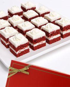 Red Velvet Mini Bites Set.