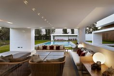 House in La Moraleja by Dahl Architects   GHG Architects | http://www.caandesign.com/house-in-la-moraleja-by-dahl-architects-ghg-architects/