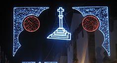 Iluminación Artística Galicia www. Teen, Symbols, Neon Signs, Folklore, Pilgrim, Artists, Icons