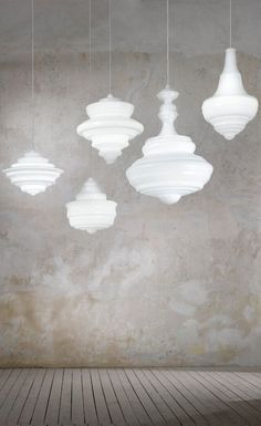 Neverending Glory Collection designed by Jan Plechac & Henry Wielgus