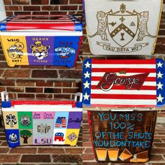 Your place to buy and sell all things handmade Bubba Keg, Fraternity Formal, Painted Coolers, Big Sister Little Sister, Label Image, Beer Pong Tables, Cooler Painting, Frat Coolers, Flasks