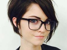 Cute Short Haircut Ideas for Stylish Ladies