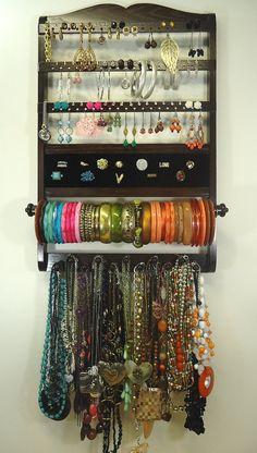 Jewelry Holder Bangle Bracelet Organizer par JewelryHoldersForYou