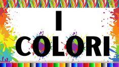 I colori - Italian colors Italian Colors, The Creator