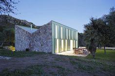 Casa en el Campo: Juan Herreros Arquitectos