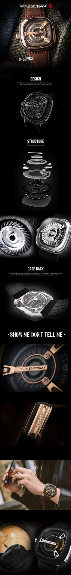 SEVENFRIDAY M-Series on Industrial Design Served