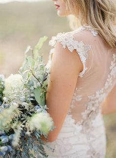 wedding dress.  Photograpy by Lani Elias Fine Art Photography | Styling by Ashley Nicole