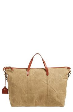 Madewell 'Transport' Canvas Bag