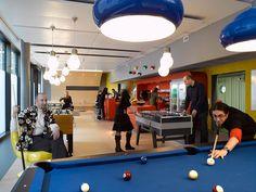 Arbeitsplatz oder Spielplatz? - News & Stories bei STYLEPARK