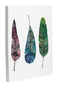 Feather Wall Art.