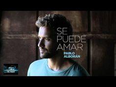 Pablo Alborán - Se puede amar (Audio Oficial) - YouTube