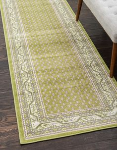 Charlton Home Swinson Geometric Green/Baby Pink/Ivory Area Rug Rug Size: Runner 9 x 10 Area Rug Sizes, Area Rugs, Rug Size Guide, Mid Century House, Home Decor Trends, Online Home Decor Stores, Animals For Kids, Rugs Online, 9 And 10