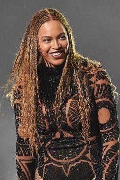 Beyoncé Slays In Braids At 2016 BET Awards- cornrow hairstyles beyonce cornrow hairstyles guys Braids Hairstyles Pictures, Cool Braid Hairstyles, Indian Hairstyles, Wig Hairstyles, Beyonce Lemonade Braids, Beyonce Braids, Beyonce 2013, Beyonce Pictures, Hair Pictures