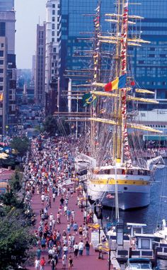 Nearly 20 tall ships including US Navy, British & Canadian Grey Hulls, and tall ships from all around the globe are expected for the festivities and will be open for tours!
