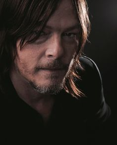 Norman Reedus for The New York Times
