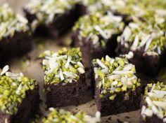 Spekulatius-Brownies © Münchner Küche