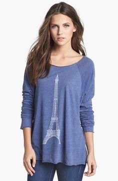 Wildfox Eiffel Tower Pullover--Nordstrom LOVE!!!