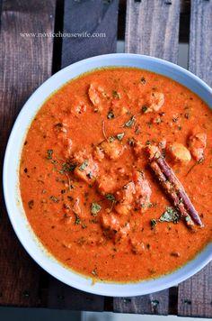 Garam Masala Tuesdays: Butter Chicken - The Novice Housewife Garam Masala, Comida India, Indian Butter Chicken, Indian Food Recipes, Ethnic Recipes, Carne, Chicken Recipes, Cooking Recipes, Asian
