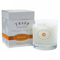 "TRAPP CANDLES The success of the Trapp Candle brand is built on a simple, clear premise: wonderful fragrance experiences will create a lasting impression. ""A Bottle of Perfume in Every Candle."""
