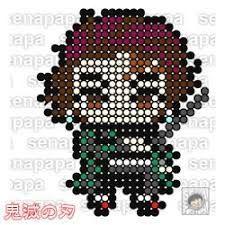 Easy Perler Bead Patterns, Melty Bead Patterns, Perler Bead Templates, Beading Patterns, Cross Stitch Patterns, Perler Beads, Perler Bead Art, Anime Pixel Art, Iron Beads
