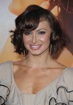 Karina Smirnoff Short Curls