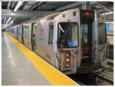 Nyc Train, Underground Tube, Commuter Train, New York Subway, Paths, Trains, Transportation, Usa, Board