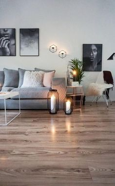 cozy living room decoration idea