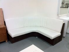 Homemade Couch kitchen banquette