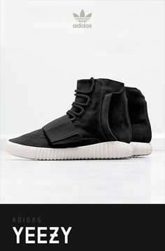 adidas Yeezy Boost 750: Black