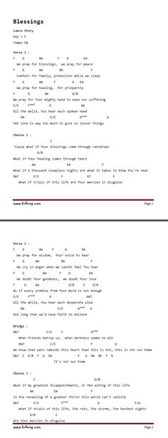 Lord, I Lift Your Name on High-- Ukulele Chords | Music | Pinterest ...