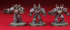 "Come see perhaps the best Chaos ""Obliterators"" on the planet! You can't keep a good chaos hobbyist down."