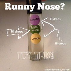 yl oils for runny nose   # aromabotanical essential oil rollerball recipes the essential oil ...