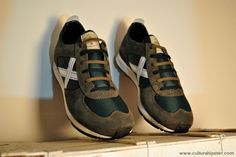 Munich Futura Trainers made in Spain from Barcelona