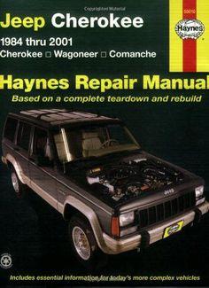 Free download honda cr v 2002 2006 haynes service repair manual jeep cherokee 1984 thru 2001 cherokee wagoneer comanche haynes repair manuals fandeluxe Gallery