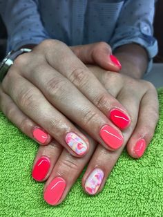 Summer is coming 🎀🌺🌸🌷 MY NAILS 🌷