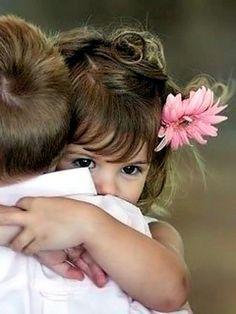 .Cute hug