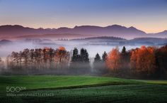 autumn mist by Happy02. Please Like http://fb.me/go4photos and Follow @go4fotos Thank You. :-)