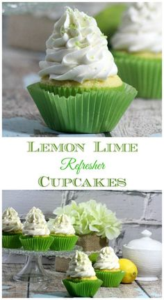 Why buy cupcakes when you can DIY and they will be so much better? This is one of my favorite recipes for summer. Cupcakes are always my first choice for desserts!