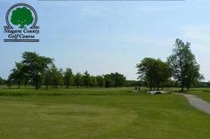 $15 for 18 Holes with Cart and Range Balls at Niagara County Golf Course in Lockport near Niagara Falls ($39 Value. Good Any Time until July 1, 2017!)