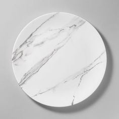 Carrara Collection Plate for Dibbern Tableware.   Available at: http://www.bodosperlein.com/shop/?page_id=4&shopp_pid=237