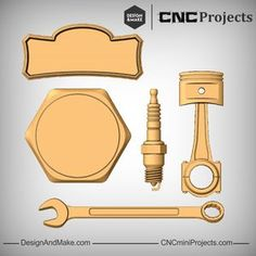 Design and Make CNC Projects