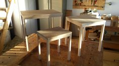 Almost finished: the Maple Tables
