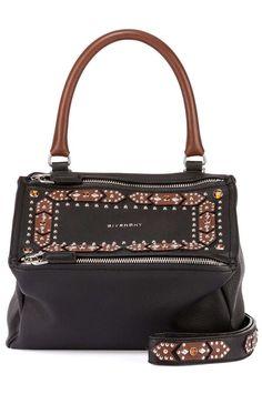 Givenchy Pandora studded black/brown
