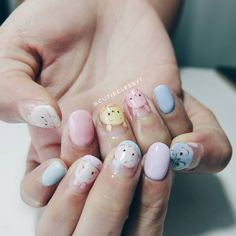 """144 Likes, 3 Comments - Tania  (@cutieclesbyt) on Instagram: """"Ufufy nails  for @jamiepang 98352678 for appointments. #cutieclesbyt"""""""