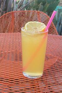 green tea mint lemonade #2