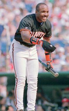 San Francisco Giants outfielder Barry Bonds (Roberto Borea/AP)
