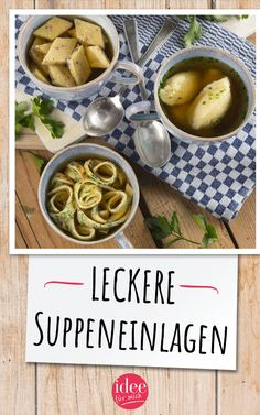Rezept-Tipp: Suppeneinlagen selber machen Different Diets, How To Cook Beef, Best Meat, Fiber Foods, Delicious Fruit, Healthy Summer, Main Meals, Eating Habits, Cooking Time