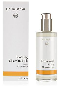 Pin for Later: Your Skin Will Thank You For Taking the Natural Approach With Your Cleanser Dr. Hauschka Soothing Cleansing Milk Dr. Hauschka Soothing Cleansing Milk (£25)