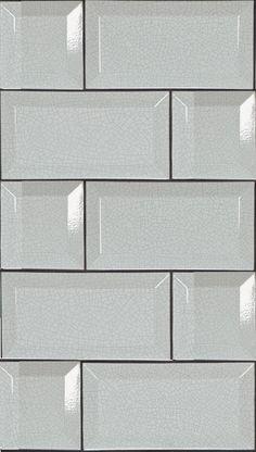 New 4x8 and 5x10 Bevel tile from Pratt & Larson #prattandlarson #tile