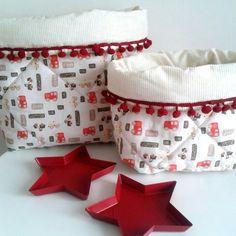 Fabric box; emre icin..